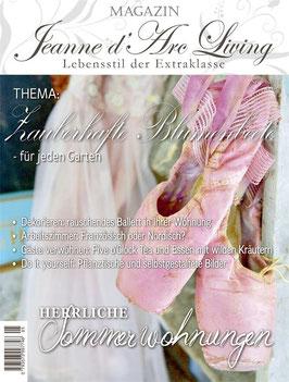 JDL Magazin 05/2015  herrliche SOMMERWOHNUNGEN