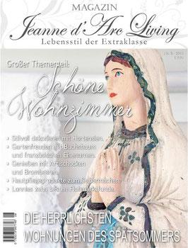 JDL Magazin 08/2015 WOHNZIMMER