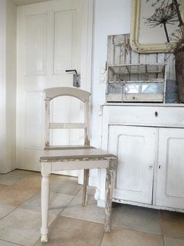 antiker Küchenstuhl shabybchic pur