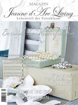 JDL Magazin 01/2015 BESINNLICHE WINTERFREUDEN
