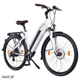 """EPAC, NCM Milano, Trekking E-Bike 26"""" oder 28"""" , 48 V 13 Ah 624 Wh"""