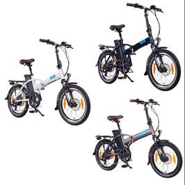 "EPAC, Modell: NCM London, 20"" E-Faltrad, E-Bike,Pedelec 36V 15Ah 540Wh"