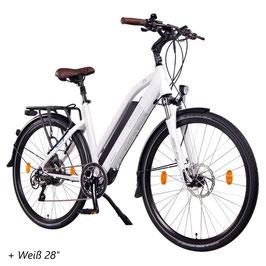 EPAC, NCM Milano + Trekking E-Bike, 48V 14Ah 672Wh Panasonic Zellen Akku