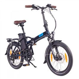 "EPAC, Modell: NCM London, 20"" E-Faltrad, E-Bike,Pedelec 36V 15Ah 540Wh Dunkel Blau"