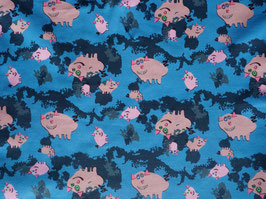 Piggies in the Mud