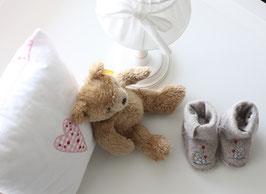 """Babyschuh """"Ballonliebe"""" (bis 10cm Fußlänge)"""