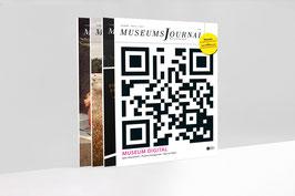 MuseumsJournal Einzelhefte 1987-2020