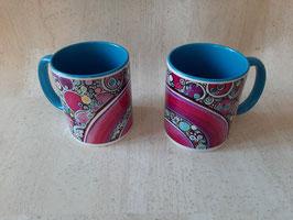 Tasse Farbenfroh