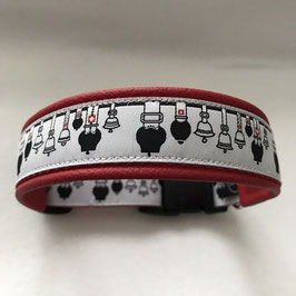 Halsband ,Glocken' Gr. M/L