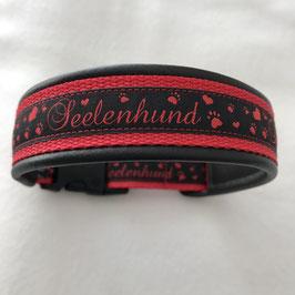 Halsband ,Seelenhund' Gr. M/L