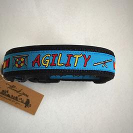 Halsband ,Agility' Gr. S/M