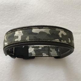 Halsband ,Camouflage' Gr. S/M