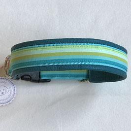 Halsband ,Streifen' Gr. M/L