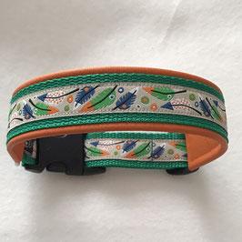 Halsband ,Feder' Gr. M/L