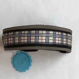 Halsband ,Burburry' Gr. M/L