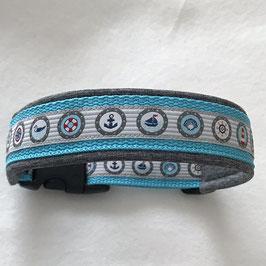 Halsband ,Meer' Gr. M/L