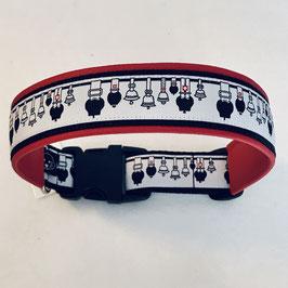 Halsband ,Glocken' Gr. L