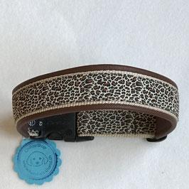 Halsband ,Leopard' Gr. M/L