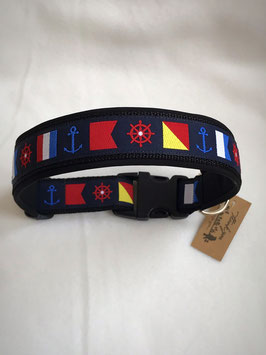 Halsband ,Nautic' Gr. XL