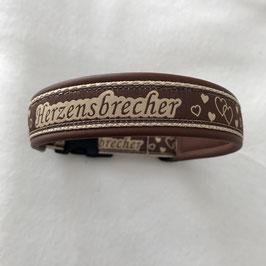 Halsband ,Herzensbrecher' Gr. M