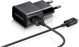 Samsung micro USB compleet oplader Zwart