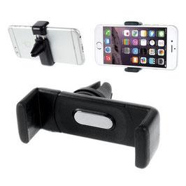 Universele Autohouder Ventilatiehouder Geschikt voor alle soorten smartphone tot en met een schermgrootte van 5,5 inch!!!