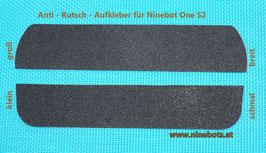 Antirutsch Aufkleber Set für Ninebot One S2