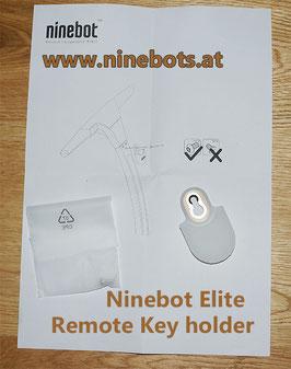 Funkschlüssel Halterung für Ninebot Elite und E+