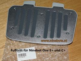 Ninebot One E+ / C+ Fußtritt