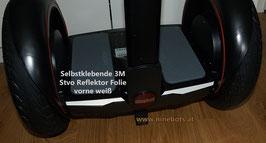 Reflektierende Klebefolie 3M für Elite vorne und hinten
