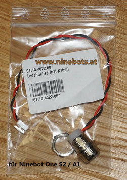Ninebot One S2 Ladebuchse mit Kabel