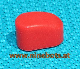 Gummipfropfen Abdeckung Lenkaufnahme Ninebot Mini Pro by Segway rot