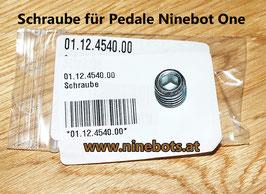 Schraube Fußpedalscharnier One S2 / A1