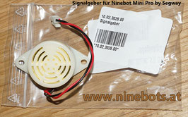 Ninebot Mini Pro by Segway Piezzo Signalgeber