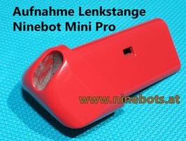 Aufnahme Lenkstange Ninebot Mini Pro by Segway Lenkeraufnahme rot