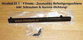 Ninebot by Segway Zusatzakku Befestigunsschiene ES 1 - 4 Ersatzteil