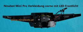 Ninebot Mini Pro by Segway Front Verkleidung vorne mit LED Licht