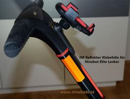 Reflektierende Klebefolie 3M Orange Lenker