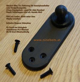 17mm Kugel Halterung für Ninebot Elite und E+