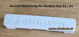 Gummi Batteriefach Abdeckung One S2 / A1