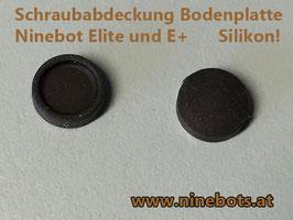 Schraubabdeckung rund Bodenplatte Ninebot Elite