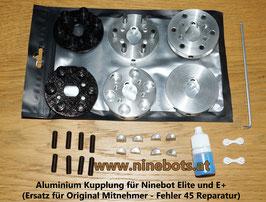 Ninebot Elite Alu Kupplungen (für beide Seiten)