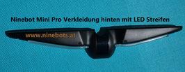 Ninebot Mini Pro by Segway Verkleidung hinten mit LED Streifen