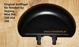 Original Kotflügel für Ninebot Mini Pro by Segway mit Bügel