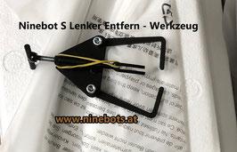 Ninebot S Lenker Entfern Werkzeug
