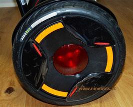 Reflektierende Klebefolie 3M Orange Elite Räder