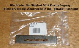 Blechfeder für Steuerwelle Ninebot Mini Pro by Segway