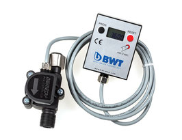 BWT Aquameter mit LCD-Display