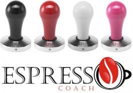 [JoeFrex]® Espresso Tamper Pop in den Farben* Weiß* Rot* Schwarz* Pink