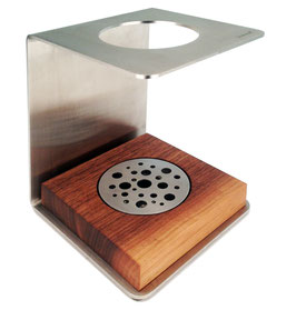 [JoeFrex]® Filter Drip Station Walnut